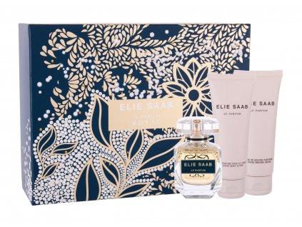 Elie Saab  Le Parfum Royal - parfémová voda 50 ml + tělové mléko 75 ml + sprchový krém 75 ml