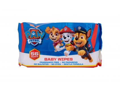 Nickelodeon Paw Patrol Baby Wipes - Čisticí ubrousky