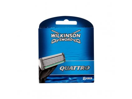 Wilkinson Sword Quattro - náhradní břit