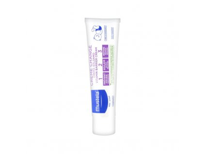 Mustela Bébé Vitamin Barrier Cream - tělový krém
