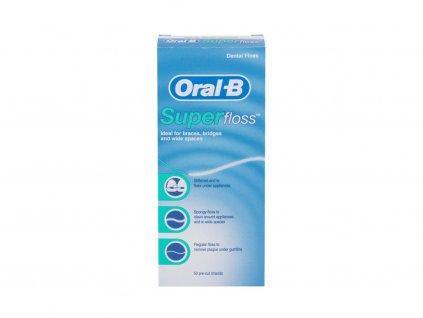Oral-B Super Floss - zubní nit
