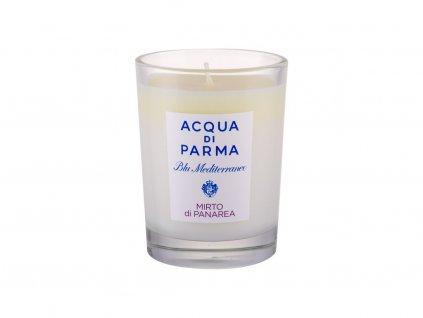 Acqua Di parma Blu Mediterraneo Mirto di Panarea - vonná svíčka
