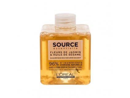 LOREAL Source Essentielle Nourishing - Šampon