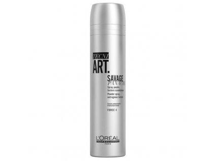 LOREAL Texturizační pudrový sprej pro objem vlasů - (Savage Panache Powder Spray)