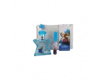 Dětské parfémy Disney Frozen II - toaletní voda 100 ml + lesk na rty