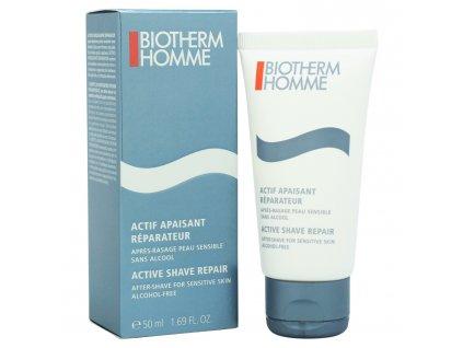 Biotherm Homme Active Shave Repair - krém po holení pro citlivou pleť