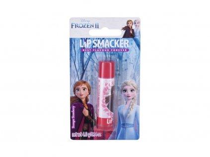 Lip Smacker Disney Frozen II - (Stronger Strawberry) balzám na rty