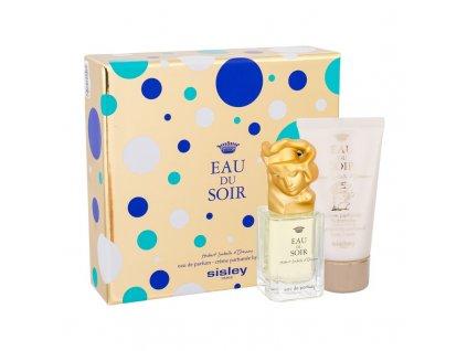 Sisley Eau du Soir - parfémová voda 30 ml + tělový krém 50 ml dárková sada