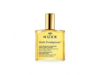 NUXE Huile Prodigieuse Multi Purpose Dry Oil Face, Body, Hair - (TESTER) zkrášlující olej