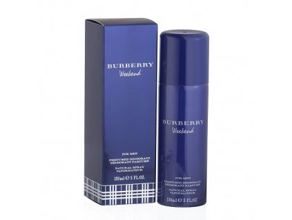 Burberry Weekend For Men - Deodorant ve spreji