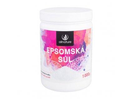 Allnature Epsom Salt - koupelová sůl