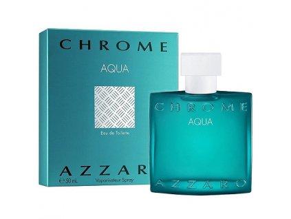 Azzaro Chrome Aqua - toaletní voda
