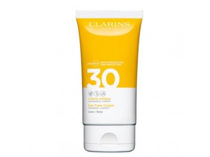 Clarins Opalovací krém na tělo SPF 30 - (Sun Care Cream)