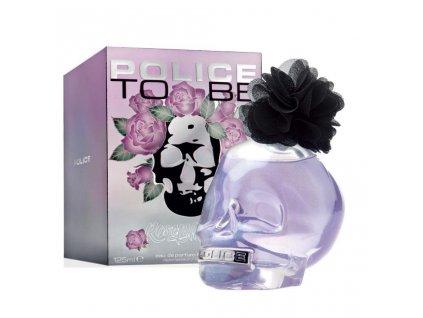 Police To Be Rose Blossom - parfémová voda