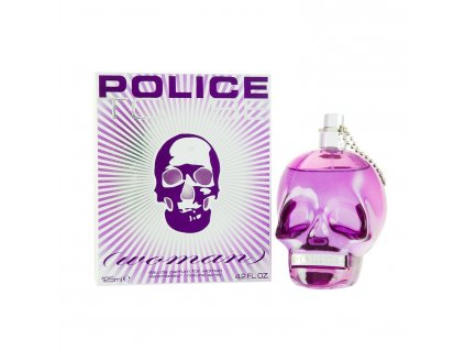 Police To Be Woman - parfémová voda