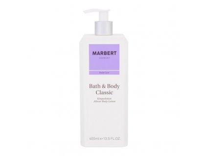 Marbert  Bath & Body Classic - tělové mléko
