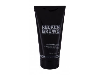 Redken Brews Liquid Matte Paste - krém na vlasy