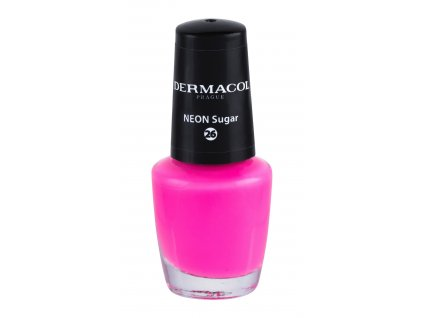 Dermacol Neon - (26 Neon Sugar) lak na nehty
