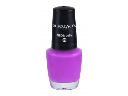 Dermacol Neon - (31 Neon Jelly) lak na nehty