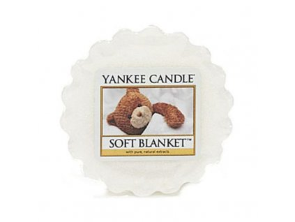 Yankee Candle Vonný vosk Soft Blanket