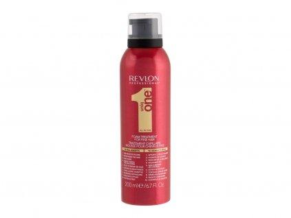Revlon Professional Uniq One Foam Treatment - objem vlasů