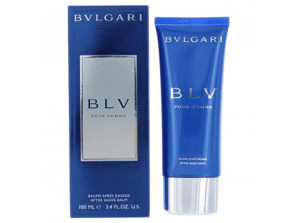 Bvlgari BLV pour Homme - balzám po holení