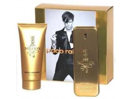Paco Rabanne 1 Million - toaletní voda 100 ml + sprchový gel 100 ml