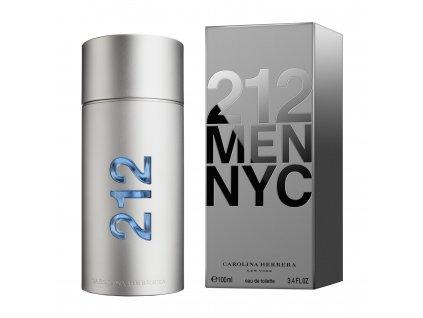Carolina Herrera 212 for Men - toaletní voda
