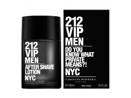 Carolina Herrera 212 VIP Men - voda po holení