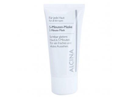 ALCINA 5minutová maska pro svěží vzhled pleti - ( Minute Mask)