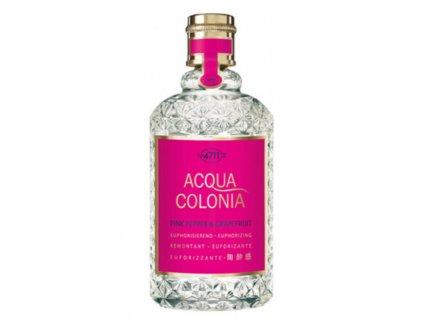 4711 Acqua Colonia Pink Pepper & Grapefruit - kolínská voda