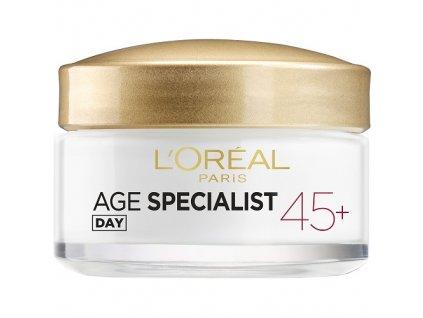 LOREAL Age Specialist - 45+ DENNÍ - krém proti vráskám