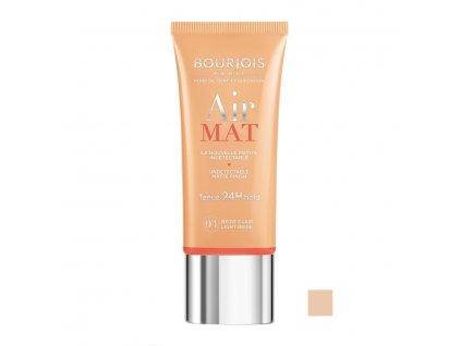 Bourjois Air Mat Foundation SPF10 - (01 Rose Ivory) Make-up
