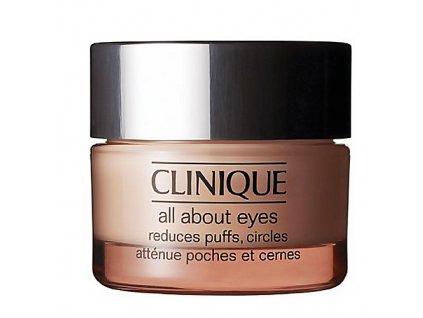 Clinique KOSMETIKA All About Eyes - (all skin) oční krém