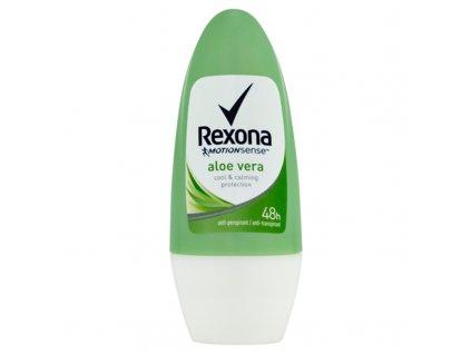 Rexona Antiperspirant roll-on Motionsense Aloe Vera