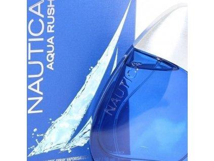 Nautica Aqua Rush - toaletní voda