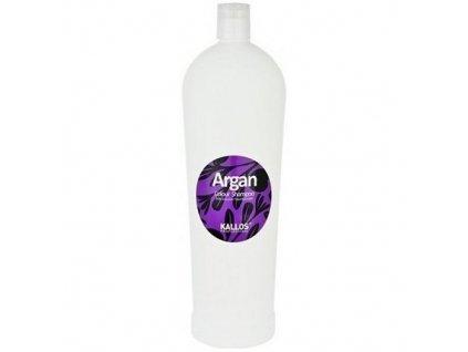 Kallos Argan Colour Hair - šampon na poškozené, barvené vlasy