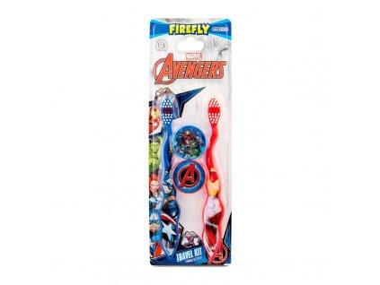 Marvel Avengers Toothbrush - zubní kartáček