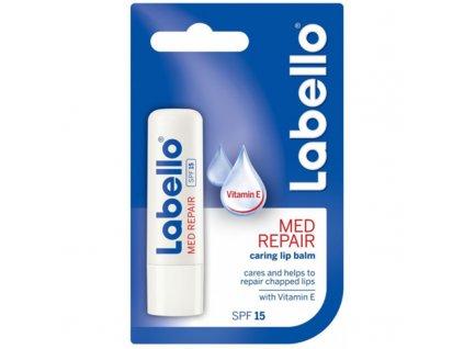 Labello Balzám na rty SPF 15 Med Protection - (Caring Lip Balm)