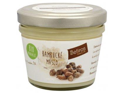 Sefiros Bambucké máslo - BIO panenské