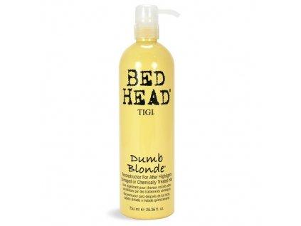 Tigi Bed Head Dumb Blonde Reconstructor - hydratační kondicionér