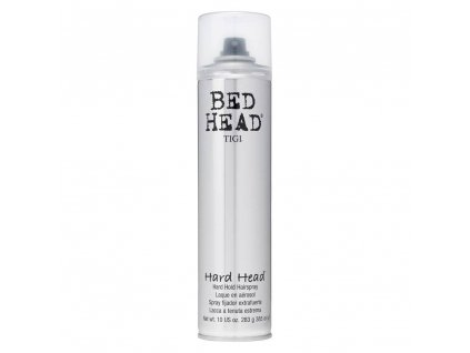 Tigi Bed Head Hard Head - silně tužící lak na vlasy