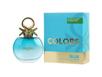 Benetton Benetton Colors de Benetton - Blue - toaletní voda