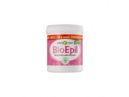 Purity Vision BioEpil - depilační cukrová pasta 350 g + 50 g Zdarma