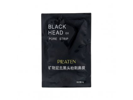 Pilaten Black Head - pleťová maska