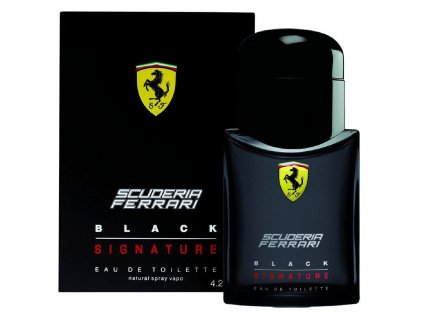 Ferrari Black Signature - toaletní voda