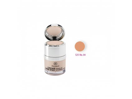 Dermacol Caviar Long Stay - Make-Up & Corrector 4
