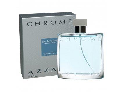 Azzaro Chrome - toaletní voda