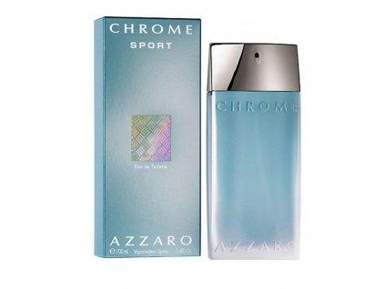 Azzaro Chrome Sport - toaletní voda