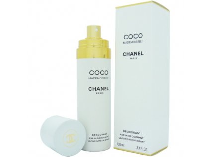 Chanel Coco Mademoiselle - deo spray